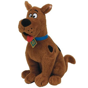 Ty Beanie Baby Scooby Doo from Ty