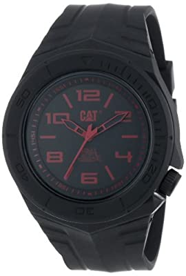 Click for CAT WATCHES Men's LA11121138 Wave Analog Watch