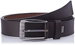 Dandy AW 14 Brown Leather Men's Belt (MBLB-322-S)