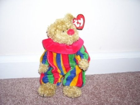 TY Attic Treasures PICCADILLY Beanie Bear