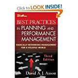 img - for David A. J. Axson'sBest Practices in Planning and Performance Management: Radically Rethinking Management for a Volatile World (Wiley Best Practices) [Hardcover](2010) book / textbook / text book