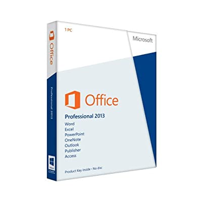 Office Pro 2013 Medialess PKC