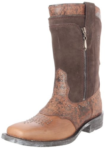 Ariat Women's Rodeobaby Envy Boot,El Paso/Wrangled Brown,7.5 M US