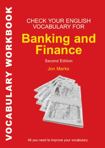 Banking vocabulary - Vocabulario bancario