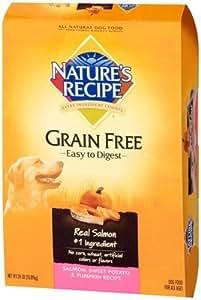 Evolve Grain Free Salmon And Sweet Potato Recipe Size: 12 Pound