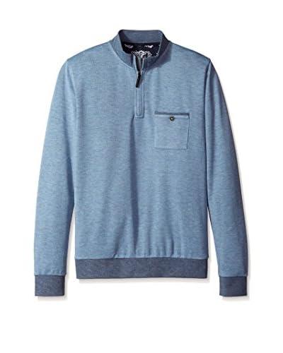 Color Siete Men's Jersey Zip Mock