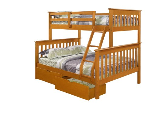 Bunk Bed Designs 2824 front