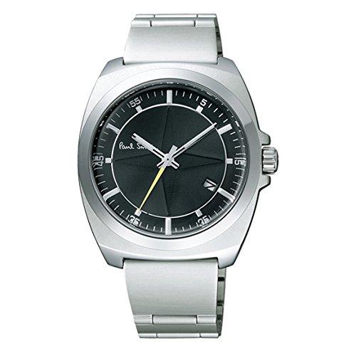 Paul Smith(ポール・スミス) メンズ腕時計 クローズドアイズ ブラック 並行輸入品