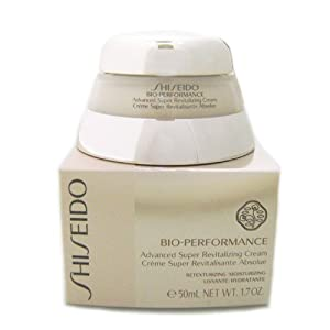 Shiseido Bio Performance Advanced Super Revitalizing Cream Facial Treatment Products 1.7oz