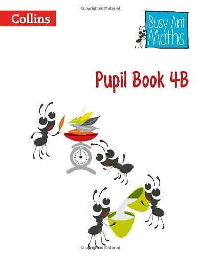 Busy Ant Maths - Pupil Book 4B