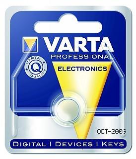 Pile bouton vARTA v335-uhrenbatterie, 5mAh