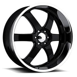 Boss Motorsports 330 Black Wheel (20×8.5″/6×5″)