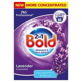 Bold 2 in 1 Lavender & Camomile Washing Powder 85 Washes 5.5kg