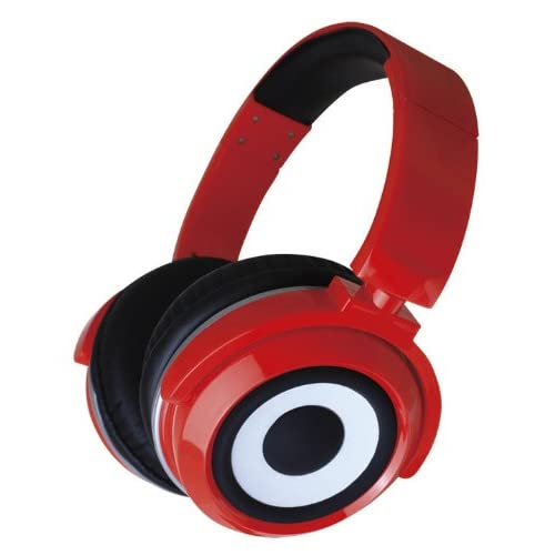 ZHP-005R X2 Hybrid Headphones Red