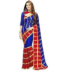 Glory Sarees Women Designer cotton saree Jari saree 104
