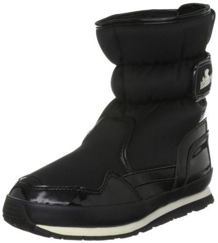 Rubber Duck Women's Sporty Neoprene/Shiny Black Snow Boot Sno200290107 5 Uk
