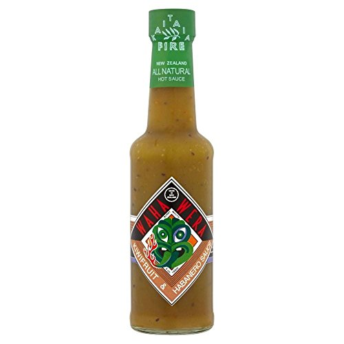 Kaitaia Feuer Mund Und Habanero Hot Sauce Kiwis (150 Ml)