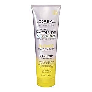 L'Oreal Paris L'Oreal Paris EverPure Blonde Shampoo 8.5 oz