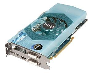 HIS Radeon HD 6950 IceQ X Turbo 1GB (256bit) GDDR5 2x Mini-DisplayPort HDMI 2x DVI (HDCP) PCIe X16 2.1 Video Card H695QNT1G2M