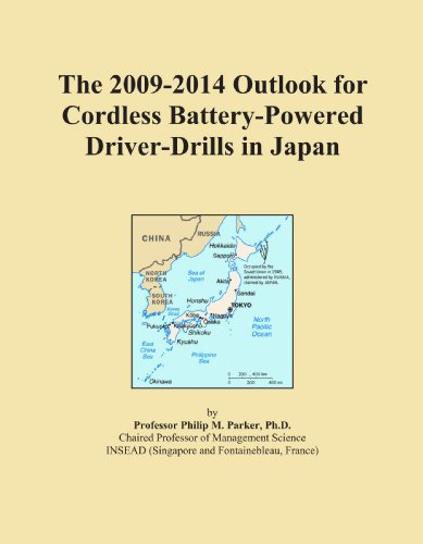 The 2009-2014 Outlook for Cordless Battery-Powered Driver-Drills in Japan