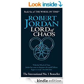 Lord of Chaos (The Wheel of Time Book 6)