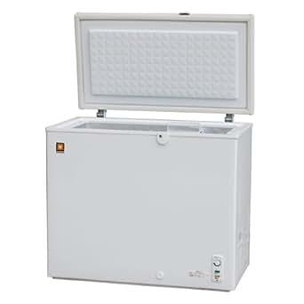 レマコム 冷凍ストッカー (冷凍庫) 210リットル【急速冷凍機能付】 RRS-210CNF