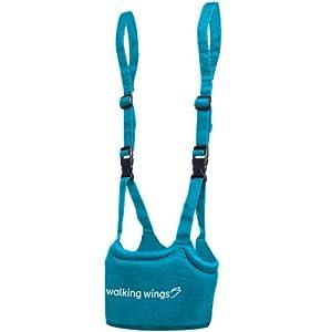 Upspring Baby Walking Wings Learning To Walk Assistant Blue - BebeHogar.com