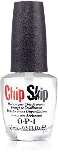 OPI Smalto per Unghie, Trattamento, Skip Chip, Chip Prevention, 15 ml