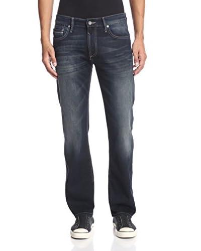 Mavi Men's Zach Regular Rise Straight Leg Jeans