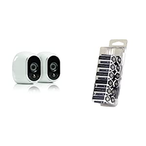 arlo smart home security camera system 2 hd. Black Bedroom Furniture Sets. Home Design Ideas