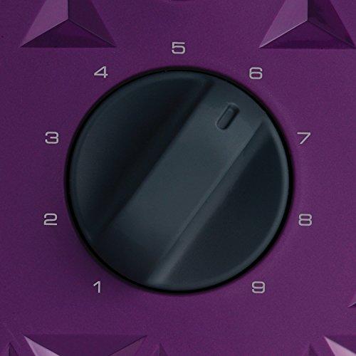 Morphy Richards 248107 Prism Toaster - Purple