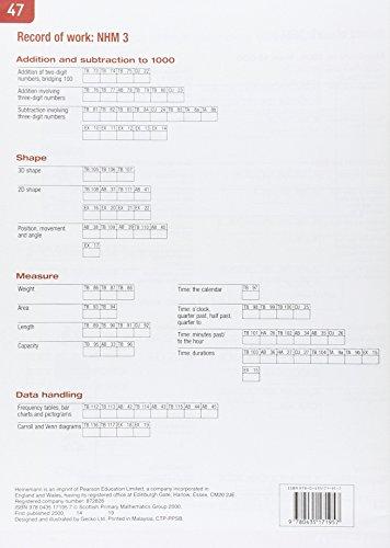 New Heinemann Maths Year 3, Activity Book (paquete de 8 unidades)