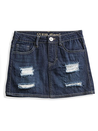 GUESS Suvi Sequin Denim Skirt (4-16)