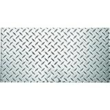 Stanley National N316-364 Diamond Plate Aluminum Sheet