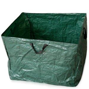 5 x heavy duty garden waste bag strong large 245 litre sack kitchen home. Black Bedroom Furniture Sets. Home Design Ideas