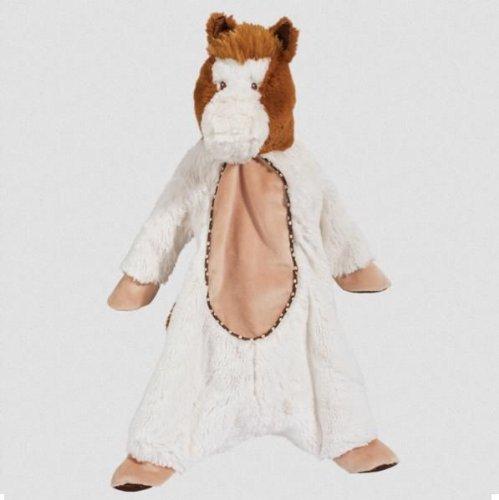 Cream Horse Sshlumpie - 1