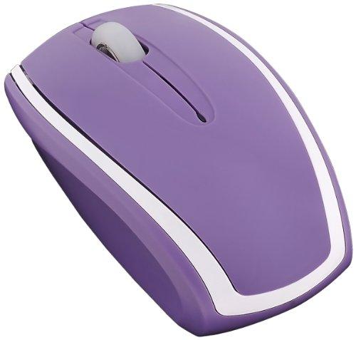 Westgear M-510 Wireless Vest-pocket Mouse - Purple (120-1279)