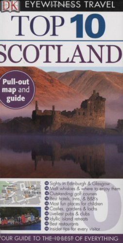 DK Eyewitness Travel Guide to Scotland Top 10