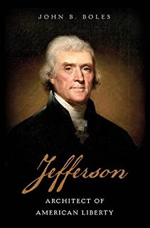 Book Cover: Jefferson: Architect of American Liberty