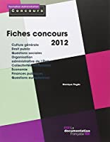 Fiches concours 2012