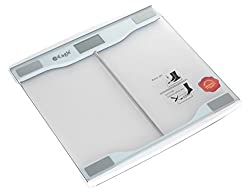 Eagle EEP1006A 3 Volt Weighing Scale (White)