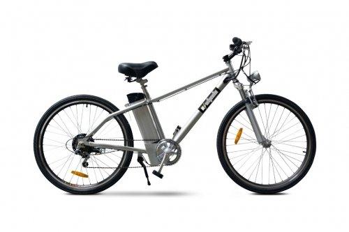 EWheels EW-850 Electric Bike - SILVER
