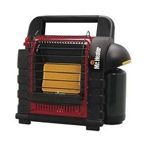 Mr. Heater MH9B 4,000 - 9,000 BTU Indoor LP Gas Heater