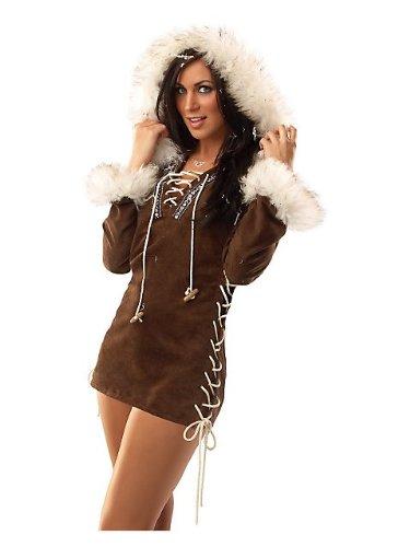 Alaskan chiller costume