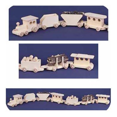 BB Toy Train Plan