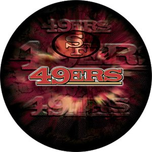 Buy NFL San Francisco 49ers Viz-A-Ball