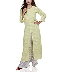 Amitas Boutique Casual Dress Colour lemon