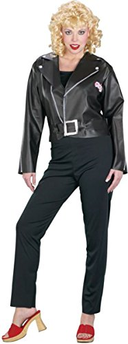 Morris Costumes Women's GREASE COOL SANDY, MED, ADULT