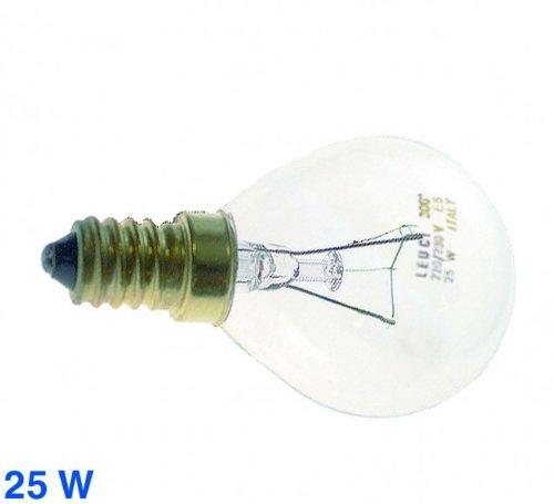 Lampe(BO)E14, 25W, Kugelform