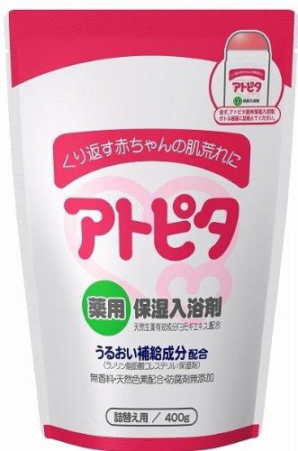 アトピタ 薬用入浴剤 詰替 400g